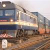 铁运中国到阿拉木图
