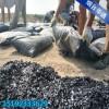 安徽淮南油罐防腐沥青砂机制砂集料优缺点分析