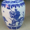 青花陶瓷罐定制订做青花陶瓷罐