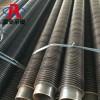 工业厂房用翅片管散热器@GCS6-25-1.2螺旋翅片管散热器的规格