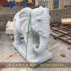 贵州石雕大象石雕大象墓地图片芝麻黑大象