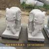 上海大象石雕厂家石雕大象种类吉祥如意