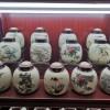 陶瓷茶叶罐大小号密封罐景德镇陶瓷茶叶罐厂家