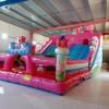 供应湖南大型城堡60平方儿童蹦床