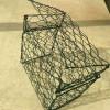 六角形铁丝石笼网A北安六角形铁丝石笼网A六角形铁丝石笼网厂家现货供应