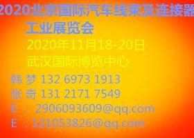 2020北京国际汽车线束及连接器工业展览会