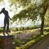 广州艺术雕塑的文化风采美