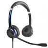 贝恩BT202双耳头戴蓝牙耳机商务耳麦话务耳机