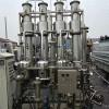 回收二手濃縮蒸發器三效降膜蒸發器型號不限