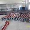 印染厂氢氟酸输送用衬塑复合管道
