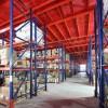 广东亚大实业货架厂的阁楼货架的材料和结构分析