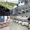 办公桌屏风隔断职员工位电销客服桌培训桌