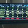 供应液晶生产信息电子看板