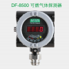 梅思安固定式DF-8500单一气体探测器