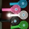 喷雾新款迷你小电风扇usb可充电风扇质保五年礼品风扇
