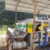 山沙泥浆压滤设备、带式脱水机玖亿环保砂石污水处理设备