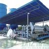 洗土方沙污水压滤设备、带式脱水机玖亿环保砂石污水处理设备