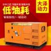 大泽50kw静音柴油发电机大柴大尺寸