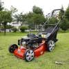 徐州市小型加宽作业半径款草坪修剪机家用汽油割草机草坪机