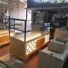 防火板在面包柜和收银台定制上的运用