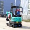 厂家直销小型挖掘机履带式全液压挖机果园农用工程挖机