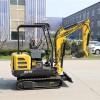厂家直销小型挖掘机全液压挖机果园农用工程挖机