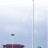 石家庄光灯具高杆灯的基础基本结构