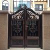 铝艺别墅大门的规划