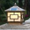 河北柱头灯太阳能柱头灯厂家供应质优价廉品种齐全