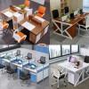 简约办公桌电脑桌培训桌客服桌职员工位厂家直销