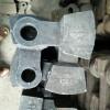 高铬耐磨锤头 /砖厂专用复合螺旋绞龙
