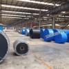 山东江山集团供应黑色橡胶输送带分层织物芯输送带
