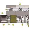 催化燃烧设备内部结构图