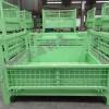 周转箱-折叠周转箱-咸阳折叠网箱(图)-生产厂家-合肥江泽金属