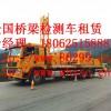 甘肃22米桥梁检测车出租,兰州14米桥检车租赁方便快捷