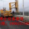 广昌16米桥梁检查车租赁在碳纤维加固中不可忽视的重点