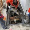 上海排水检测井改建上海管道监测井改造上海专业做隔油池公司