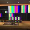 28寸4K转播车监视器32寸演播厅42寸直播车专用拼接显示器改装