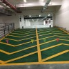 南京道路划线-地下车库防滑坡道施工工序