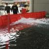 防汛抢险救援装备-ABS材质红色挡水板-组合式防洪板