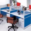 厂家定做各种办公家具电脑桌职员工位会议桌老板桌客服桌